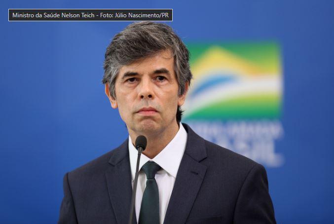 Urgente: Teich deixa cargo no Ministério da Saúde