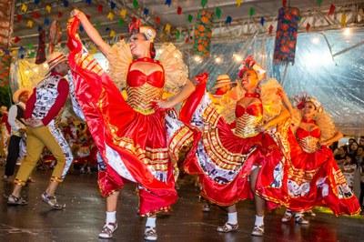 III festival de coco de roda de Alagoas termina com Xique Xique coroada campeã