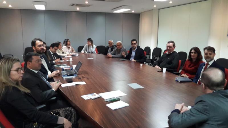 TCE e MPC participaram do II Sined que discutiu o tema: Pensar o presente para construir o Futuro