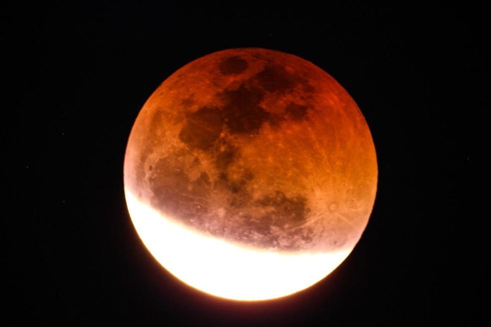 Usina Ciência se prepara para receber público durante eclipse lunar