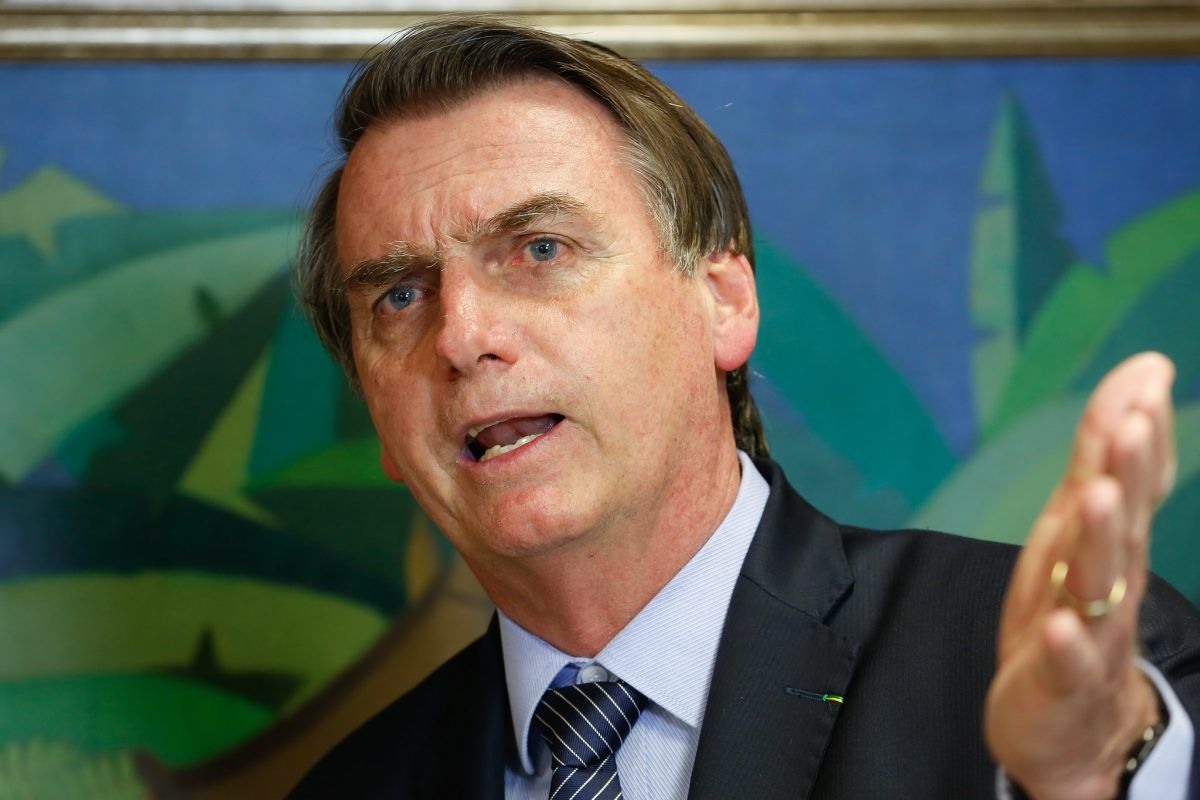 Multa do FGTS pode ser diminuída, indica Bolsonaro