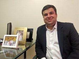 """Rui Palmeira terá plenas condições de eleger o seu sucessor"""",  afirma Marcelo Palmeira"""