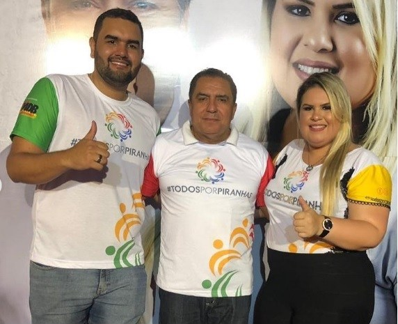 Tiago Freitas deve ser candidato a prefeito de Piranhas