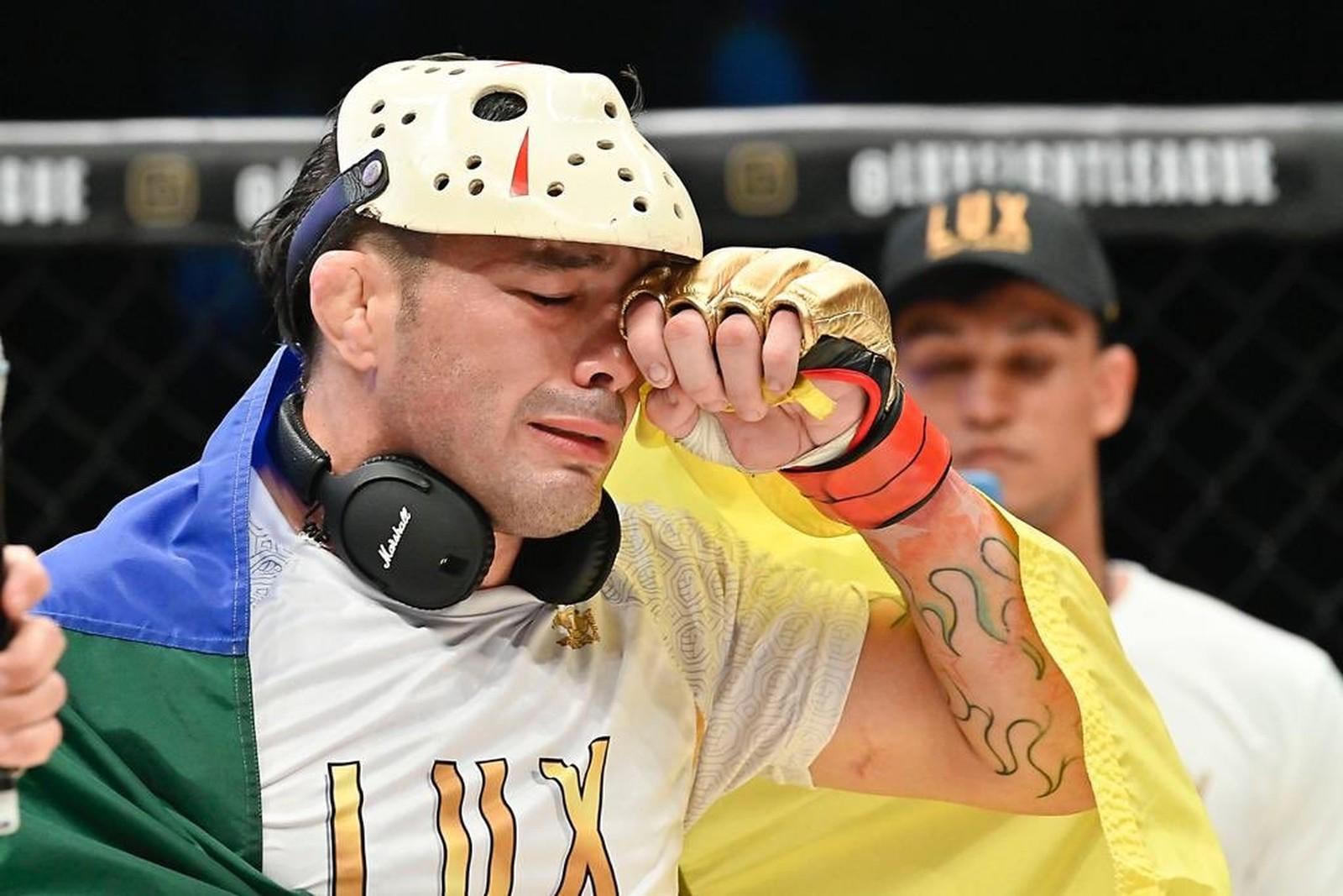 Rony Jason volta a vencer após cinco anos, no México