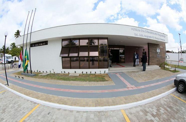 Município de Piaçabuçu recebe fórum da Justiça estadual
