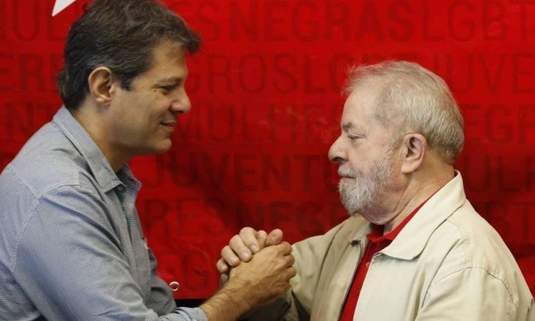 Lula articula chapa com Haddad e Marta para Prefeitura de SP