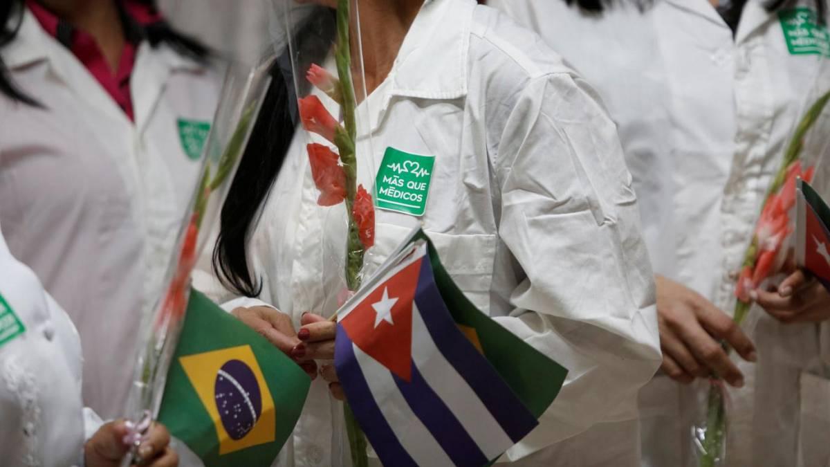 Ministério da Saúde lança editais para retorno de médicos cubanos