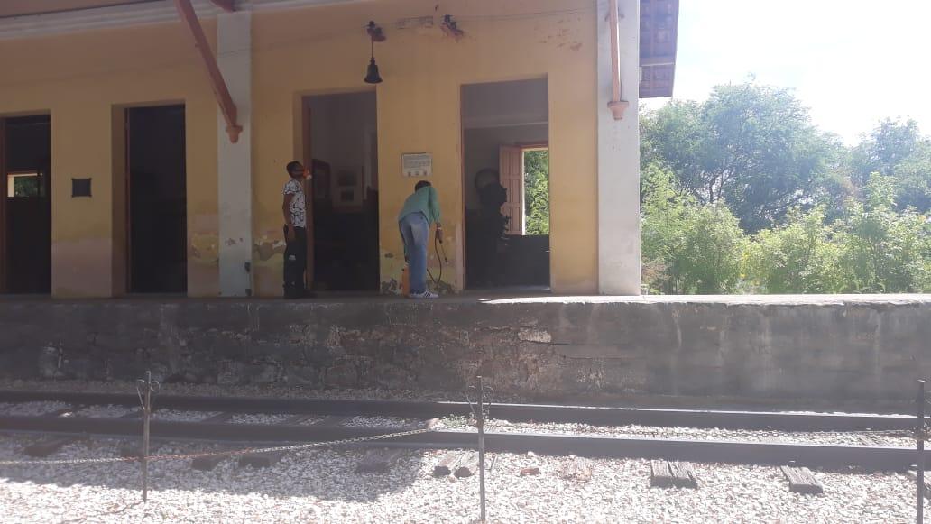 Prefeitura de Delmiro inicia processo de recuperação física do Museu Regional