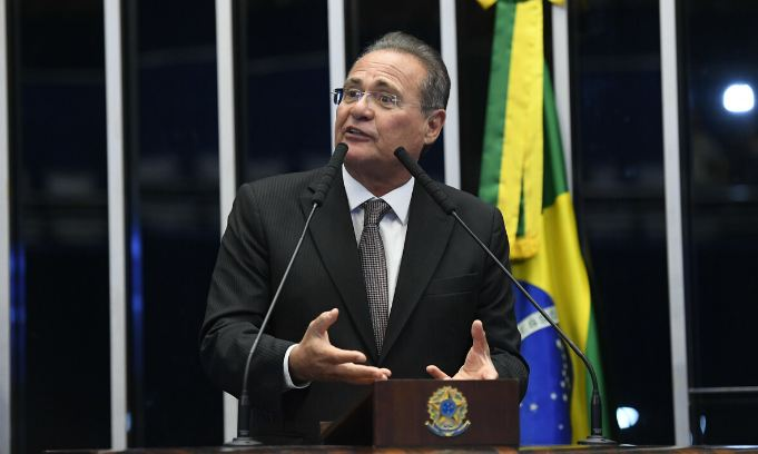 STF arquiva novo inquérito contra Renan Calheiros