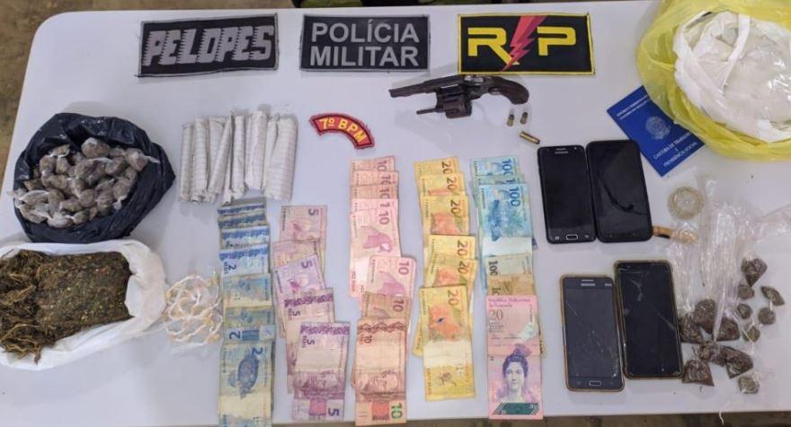 Operação policial prende mais três envolvidos em tráfico e clonagem de veículos