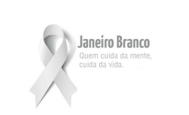 Janeiro Branco: Mês de alerta para cuidados com a saúde mental