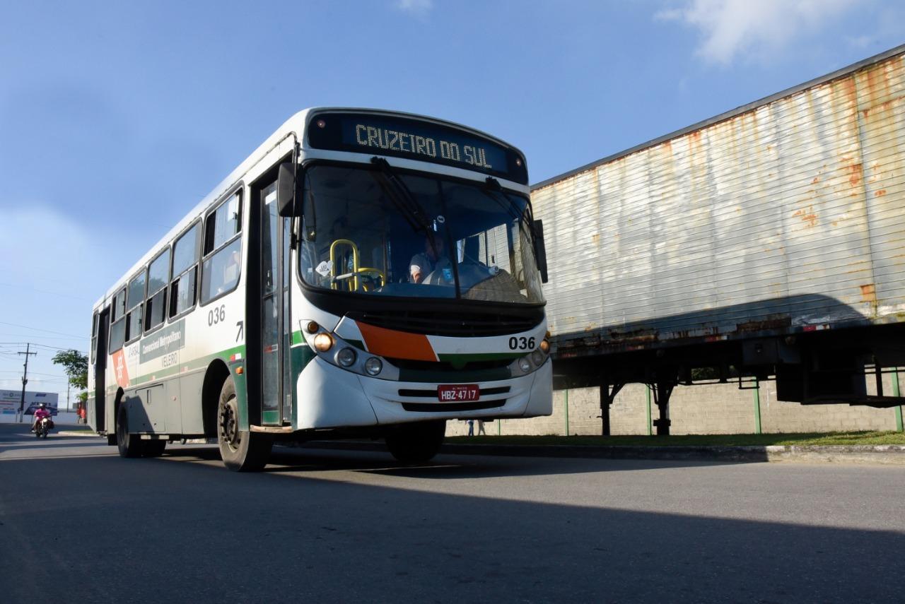 Intervenção no transporte coletivo de Maceió é prorrogada por 180 dias