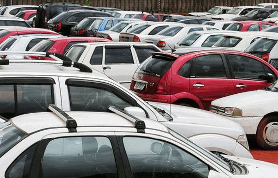 Novo leilão de veículos apreendidos será realizado dia 05 de março
