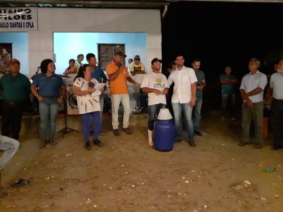 Vaca vence torneio de Pilões com 115 kg de leite