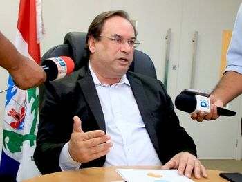 Operação da PF fragiliza vice-governador Luciano Barbosa