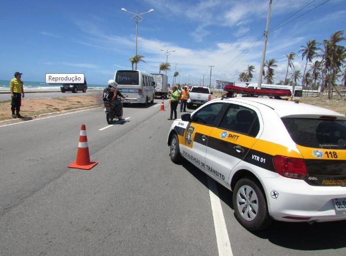 Neste ano, 517 veículos clandestinos foram apreendidos em Maceió