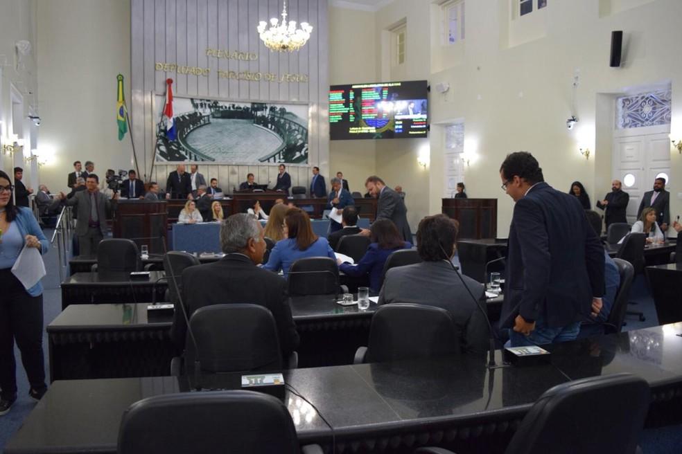 Governo perde espaço para a Assembleia Legislativa de AL