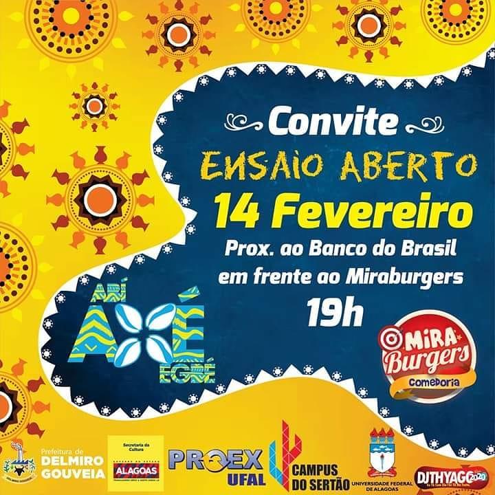 Carnaval, luta e resistência do Abí Axé Egbé no Sertão Alagoano