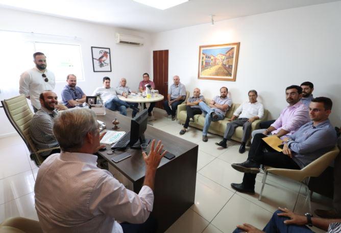 Asplana recebe visita de novo secretário de Agricultura de Alagoas
