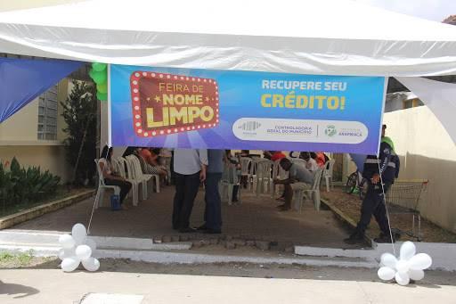 Prefeitura de Arapiraca realiza Feira do Nome Limpo