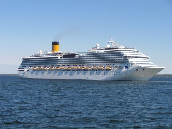 Mais um navio atraca no Porto de Maceió nesta segunda (09)