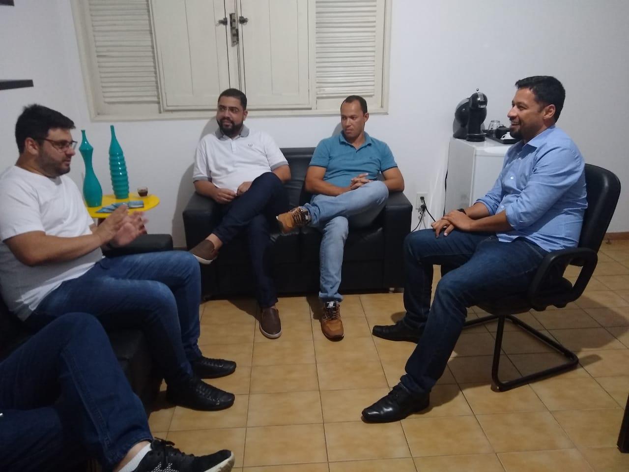 PSDB Alagoas trabalha para reforçar o partido com grandes nomes em Penedo