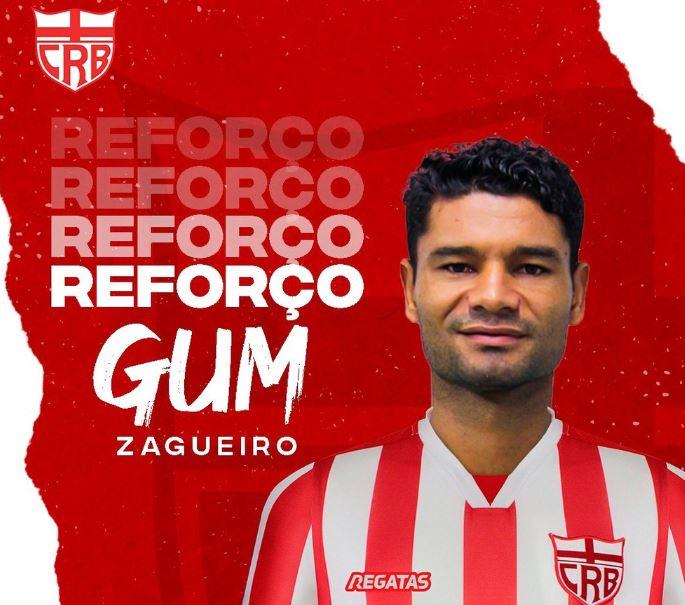 Zagueiro Gum é regularizado e está à disposição de Marcelo Cabo