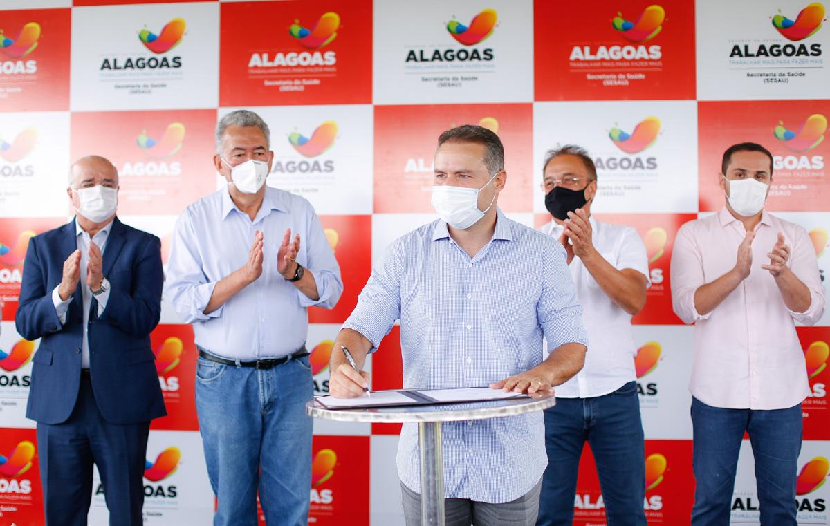 Conjunto de sete UPAs formará rede de proteção em Maceió