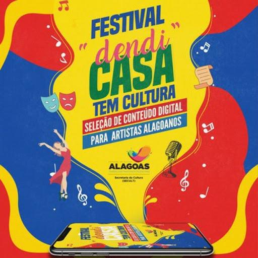"Secult anuncia data de pagamentos do festival ""Dendi Casa"""