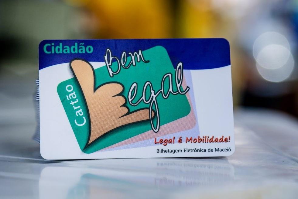 Cartão Bem Legal terá atendimento e serviços reduzidos a partir da próxima segunda-feira