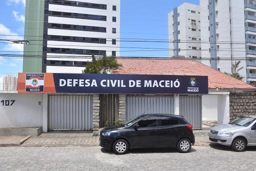 Defesa Civil de Maceió passa a funcionar por 24 horas durante os 7 dias da semana