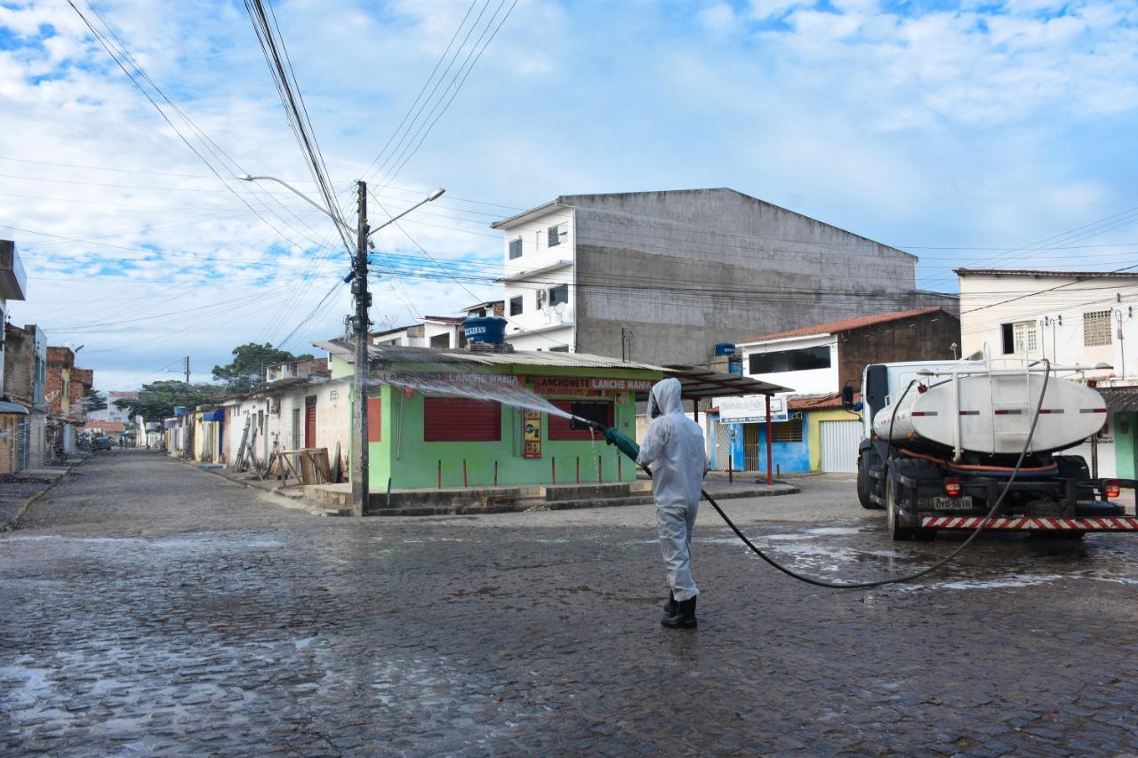 Prefeitura de Maragogi divulga medidas de combate ao Covid-19
