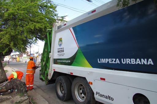 Bairros de Maceió recebem serviços de limpeza urbana; Veja programação