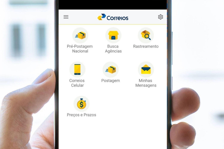 Correios está com Entrega Digital disponível