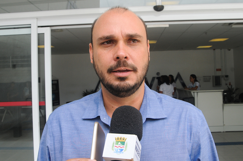 Vice de Alfredo Gaspar será Tacio Melo