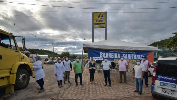 Reabertura de bares e restaurantes em Santana do Ipanema é suspensa