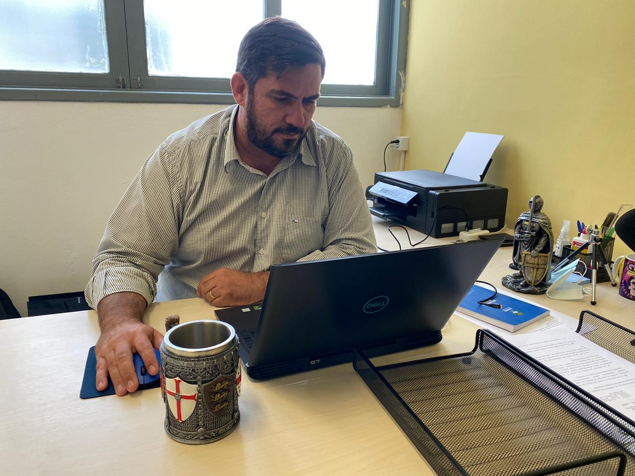 Leonardo Dias assume liderança do PSD na Câmara de Maceió