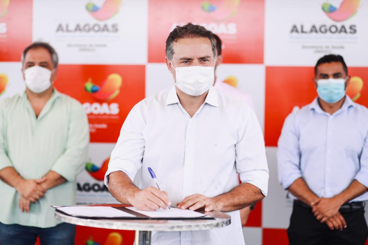 Renan Filho diz que não pretende fechar comércio em AL