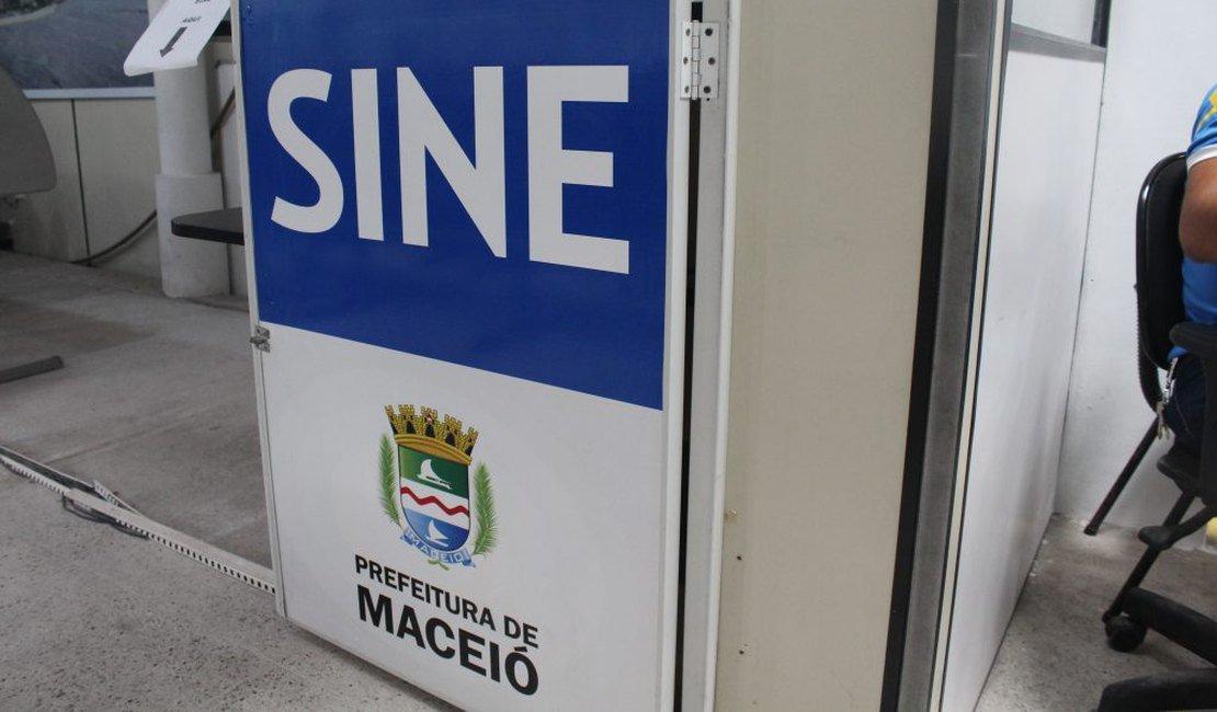 Sine Maceió está ofertando 151 vagas de emprego